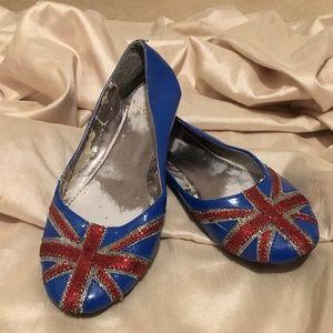 40cbbdd7cde443 Women s Union Jack Shoes on Poshmark